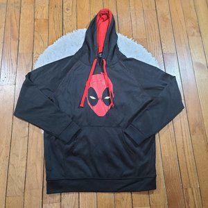 Marvel Deadpool Men's Pullover Hoodie